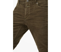 Unity Slim Cordhose shadow green