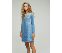 Organic Denim Dress