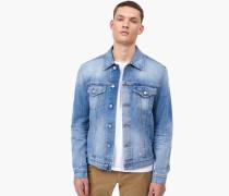 Trucker Jacket Blue Denim
