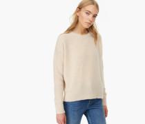 Pullover aus Alpaka Mix shetland