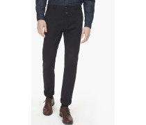 Clifton Slim Stretch Twill Chino black