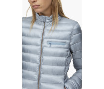 Steppjacke Run sky grey