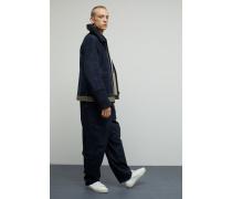 NIGEL CABOURN Shearling Jacket