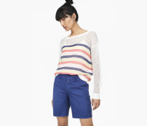 Shorts aus Baumwoll-Stretch worker