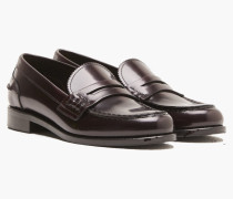 Penny Loafers bordeaux