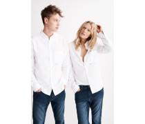 EQL Hemd aus Oxford white