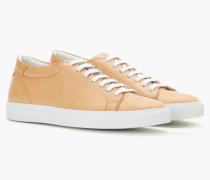 Leder Sneaker natural
