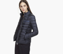 Steppjacke Run navy