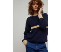 Sweater aus Alpaka Mix