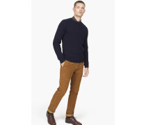 Clifton Slim Cordhose deep ochre