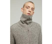 Cardigan aus reiner Wolle