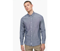 Oxford Button Down Hemd sea shell