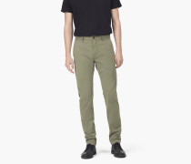 Clifton Slim Stretched Chino vintage green