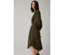 Blusenkleid aus Popeline