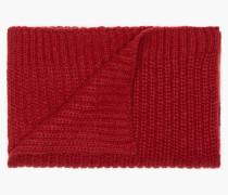 Schal aus Royal Baby Alpaka ketchup