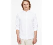 Classic Oxford Hemd white