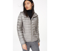 Steppjacke Peak slate grey