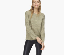 Oversized Sweatshirt olivesheen
