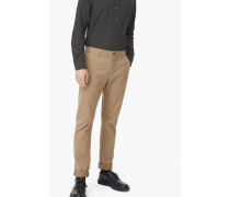 Clifton Slim Chino aus Pima Baumwolle rope