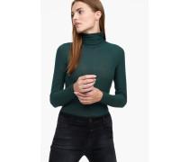 Langarmshirt mit Rollkragen hamptons green