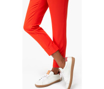Stoffhose Stewart orange lava