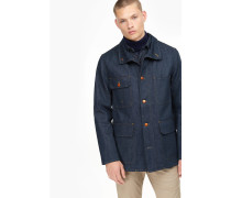 Workwear Denim Jacke