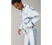 Batik Denim Jacket extrem light