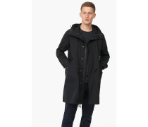 Outdoor Parka night time