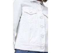 Jeansjacke Twist White Denim white