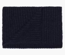 Schal aus Royal Baby Alpaka navy