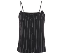 Pinstriped Woven Camisole