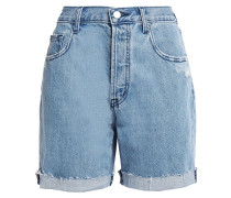 Billey Distressed Denim Shorts
