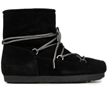 Far Side Lace-up Suede Snow Boots