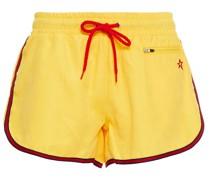 Gestreifte Shorts aus Shell