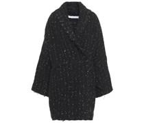 Pelops Oversized Double-breasted Bouclé-tweed Coat