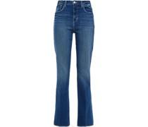 Oriana Hoch Sitzende Jeans mit Geradem Bein