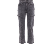 Junction High-rise Kick-flare Jeans