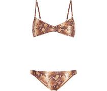 Juno Bikini mit Floralem Print