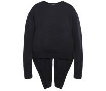 Asymmetric Wool Sweater