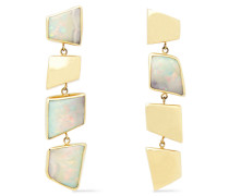 Hail 18-karat  Opal Earrings