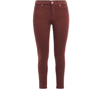 The Skinny Mid-rise Skinny Jeans