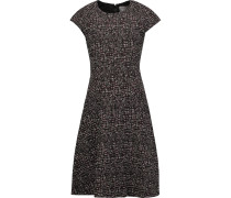Blair Jacquard Dress Signalrot