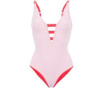 Reversible Cutout Swimsuit