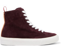 Rb Suede High-top Sneakers