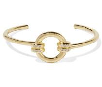 Sabi Gold-tone Crystal Bracelet