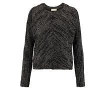 Nison Knitted Sweater Schwarz