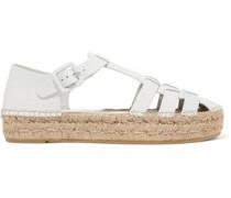 Irma leather espadrille sandals
