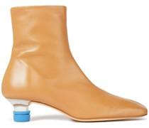 Veronika Ankle Boots aus Leder