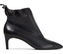 Esther Leather Ankle Boots