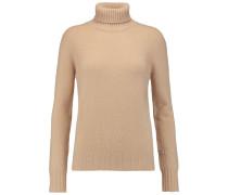 Cashmere Turtleneck Sweater Sand